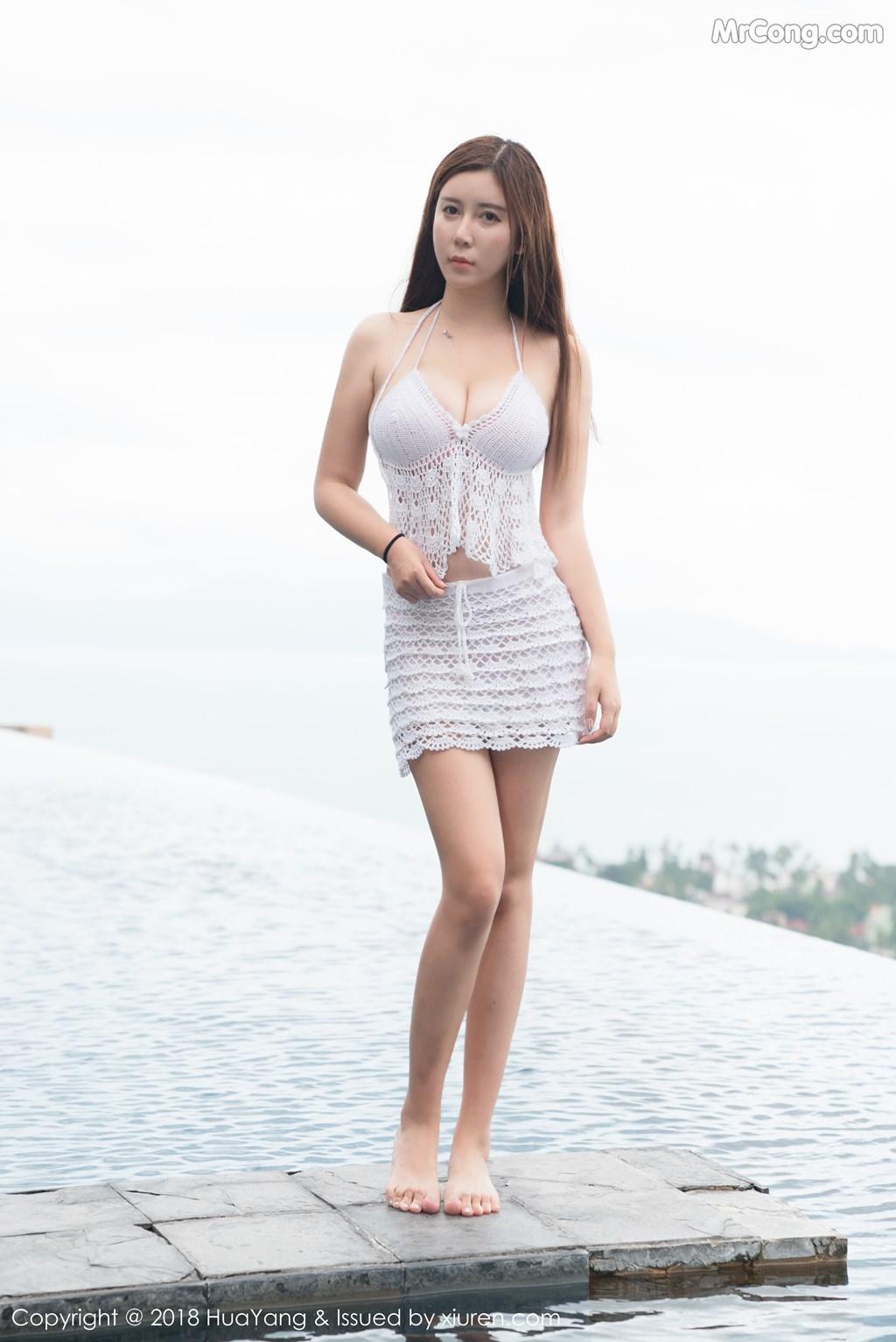 Hot girls Chinese model Li Ya super hot - TomNim Blog