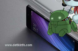 sebab panas pada android
