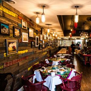 Indian Restaurant Davisville
