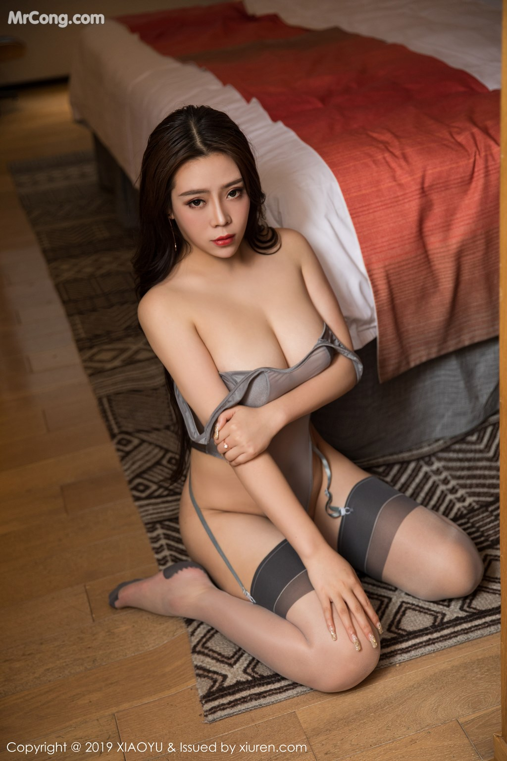 Image XiaoYu-Vol.038-Miki-MrCong.com-005 in post XiaoYu Vol.038: Miki兔 (52 ảnh)