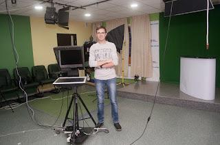 Печкуров Алексей на телерадиокомпании Варяг