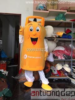 mascot thú rối giá rẻ