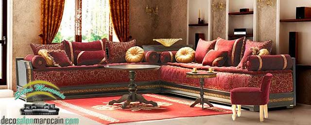 Salon marocain / choix d'un excellent salon pour 2017