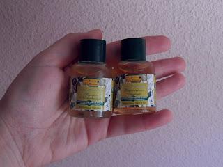 gel de baño y champú con aceite de oliva