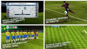FIFA 14 by EA SPORTS V 1.3.4 APK for Android  Free Dowload