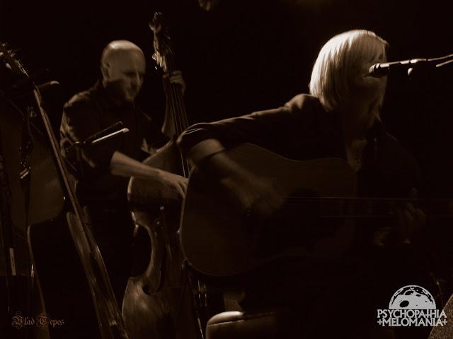 Johan Berthling & Anna Ternheim @L'Alhambra, Paris 23/09/2009