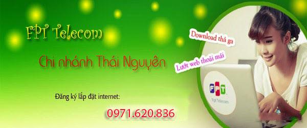 Đăng Ký Lắp Mạng Wifi FPT Thái Nguyên