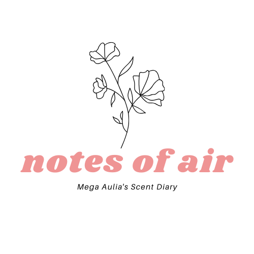 Notes of Air: a Scent Diary