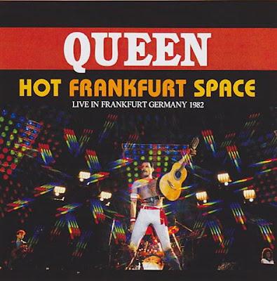 Queen - Frankfurt Alemania 1982