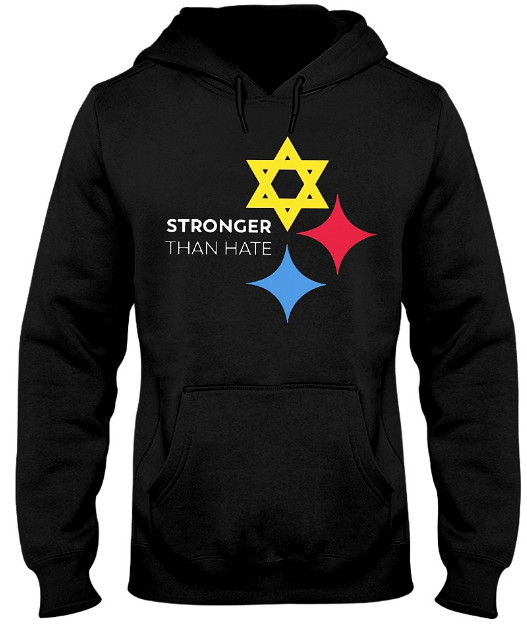 Pittsburgh Strong Sweatshirt T Shirts Hoodie