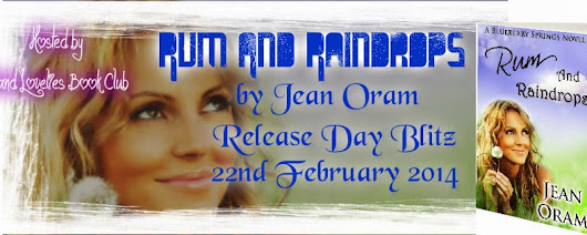 Release Day Blitz - Rum and Rainddrops by Jean Oram