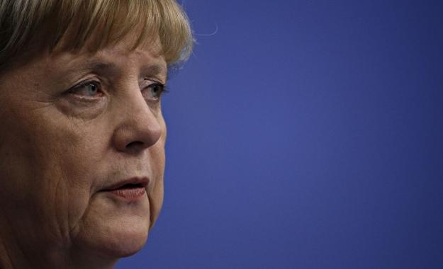 """Μέρκελ: """"Η ευρωζώνη πρέπει να παραμείνει ενιαία"""""""