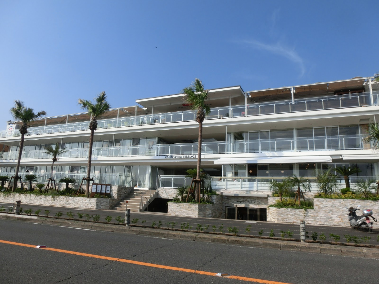 okado zaimoku the terrace