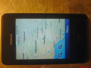 Nokia Mobile Maps for Nokia Asha