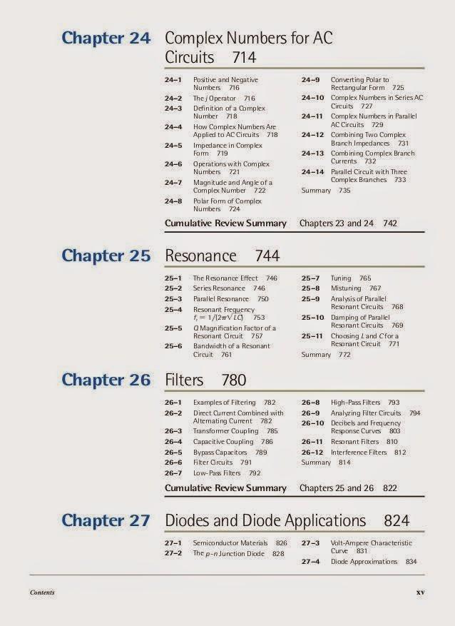 Grob s Basic electronics 10th edition Solution manual