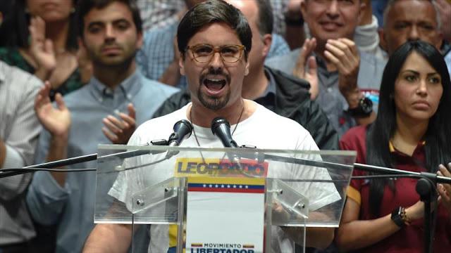 Chile ofrece asilo político a líder opositor venezolano
