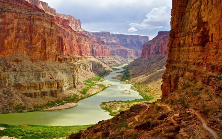 Top 10 Natural Wonders in North America - Grand Canyon, USA