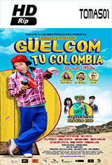 Güelcom tu Colombia (2015) HDRip