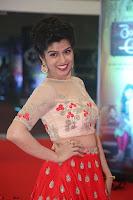 Mahima in beautiful Red Ghagra beigh transparent choli ~  Exclusive 064.JPG