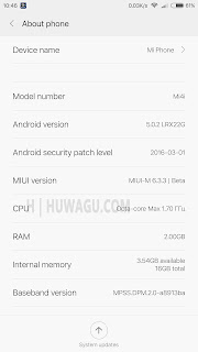 Download Multirom 6.3.3 Mi4i (ROM Paling Ringan, Smooth, dan Adem)