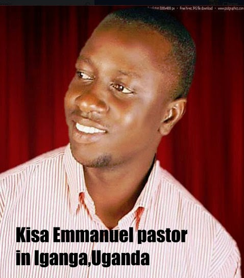 Pastor Kisa runs an orphanage