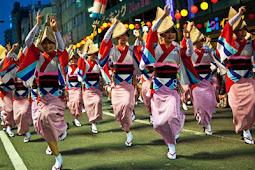Keindahan Ragam Tarian Khas Jepang