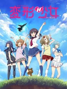 Henkei Shoujo -  2017 Poster