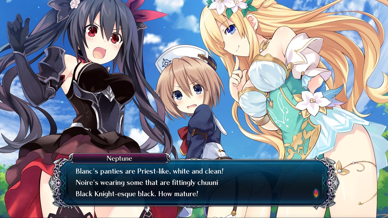 No target in MMO culture is safe from 4 Goddesses Online's merciless  lampooning, and I found myself in stitches almost every time.