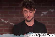 Jimmy Kimmel Live's Mean Tweets featuring Daniel Radcliffe