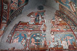 ciclo aula gotica guia portugues - Aula Gótica e o afresco no século XIII em Roma