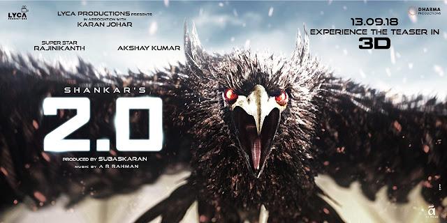 2.0 के दूसरे दिन की बॉक्स ऑफिस कलेक्शन आ गई है - सुपरस्टार रजनीकांत और अक्षय कुमार