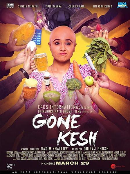 Poster of Gone Kesh (2019) Full Movie Hindi 720p HDRip Free Download