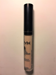 Nyx HD Concealer in 01