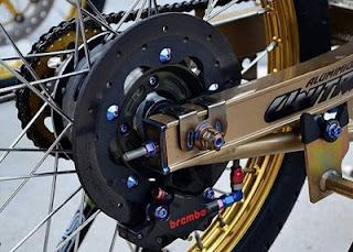 rem cakram modifikasi roda motor