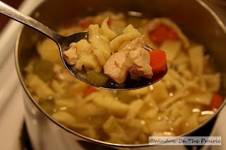 http://windowontheprairie.com/2012/01/02/chicken-noodle-soup/