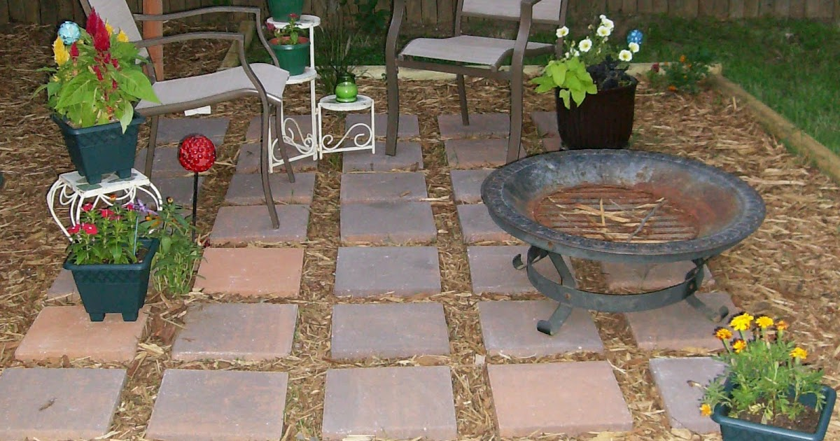 Support Blog for Moms of BOYS!: DIY Backyard Oasis