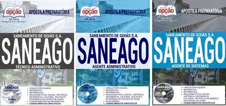 Apostila Concurso SANEAGO
