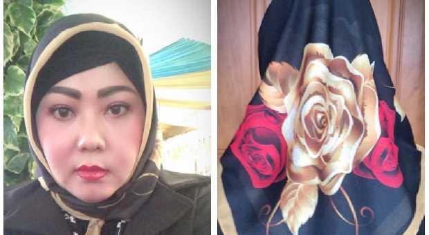 Tren Jelang Lebaran, Hijab Voal Ini Pakai Konsep Flora dan Fauna