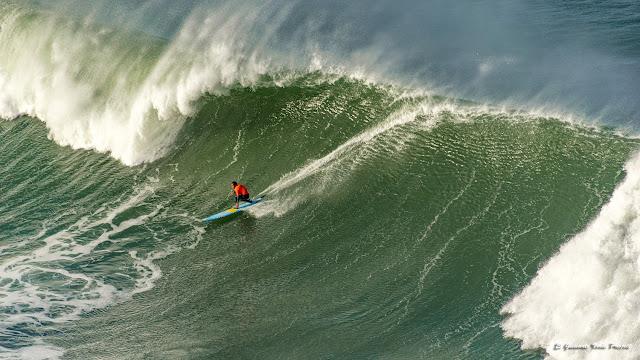 Punta Galea Challenge, la gran ola por El Guisante Verde Project
