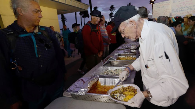 MASSIVE WIN - Federal Court Rules First Amendment Protects Sharing Food with Homeless People  Arnold%2BAbbott