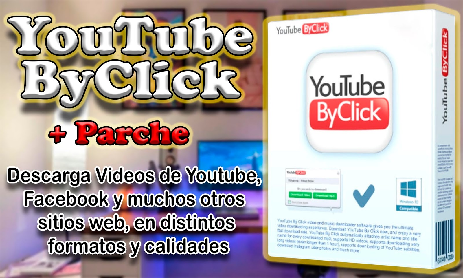 youtubebyclick no virus