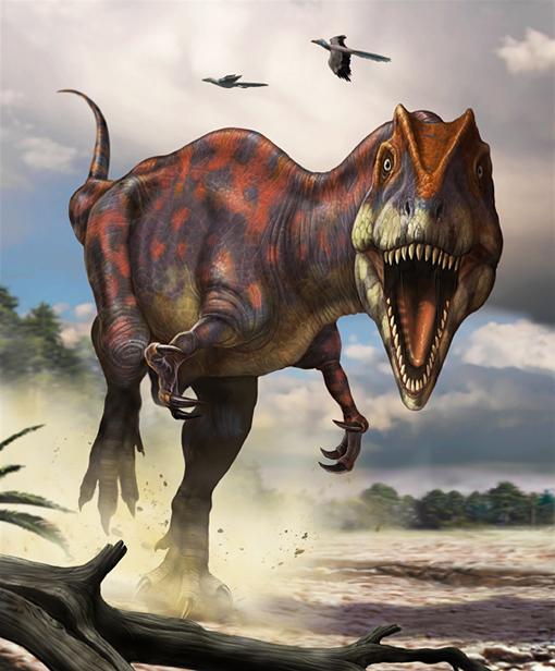 Tarbosaurus bataar v Torvosaurus tanneri | Dinosaur Archives