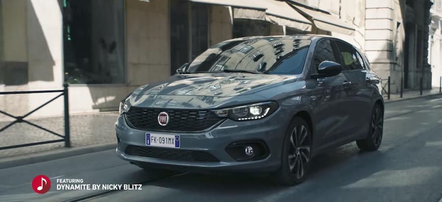 Canzone della Pubblicità di Fiat TIPO S-Design, Spot 2017