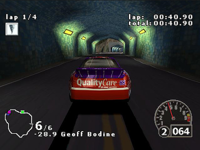 Download Game Nascar Rumble PS1 ISO for PC