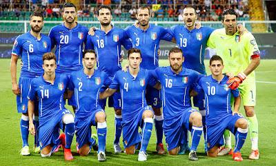 reprezentacja Italii