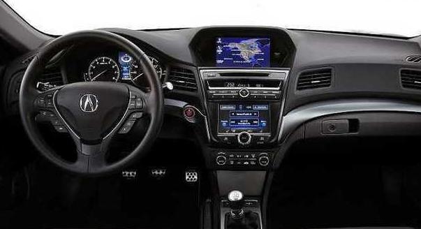 2017 Acura ILX Redesign