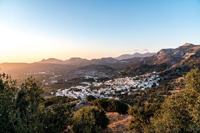 Filoti-Vallée de la Traghéa-Naxos-Cyclades
