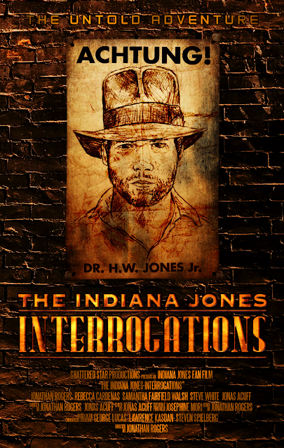 The Indiana Jones Interrogations