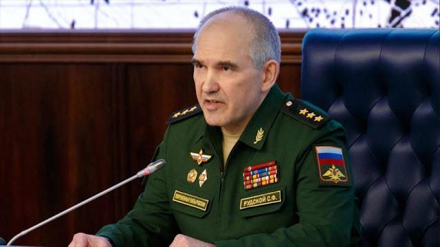 Rusia: Siria intercepta 71 de los 103 misiles lanzados por EEUU