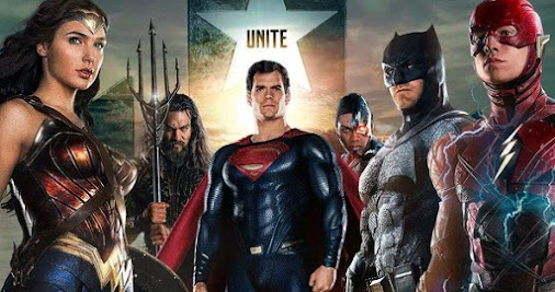 Justice League is out now on the Reeltime Movie Review.